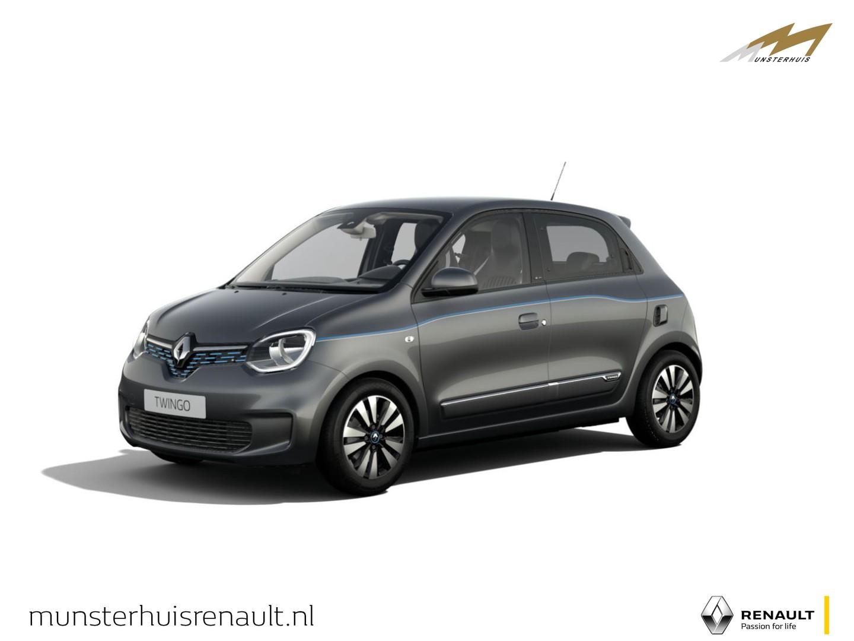 Renault Twingo Electric r80 intens - volledig elektrisch - nieuw