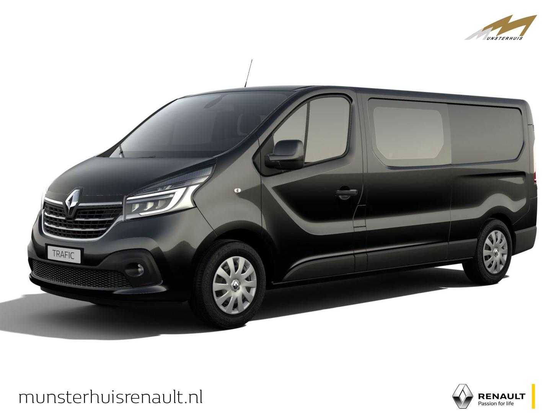 Renault Trafic Dc l2h1 t29 energy dci 145 edc eu6 business - nieuw - automaat - wordt verwacht