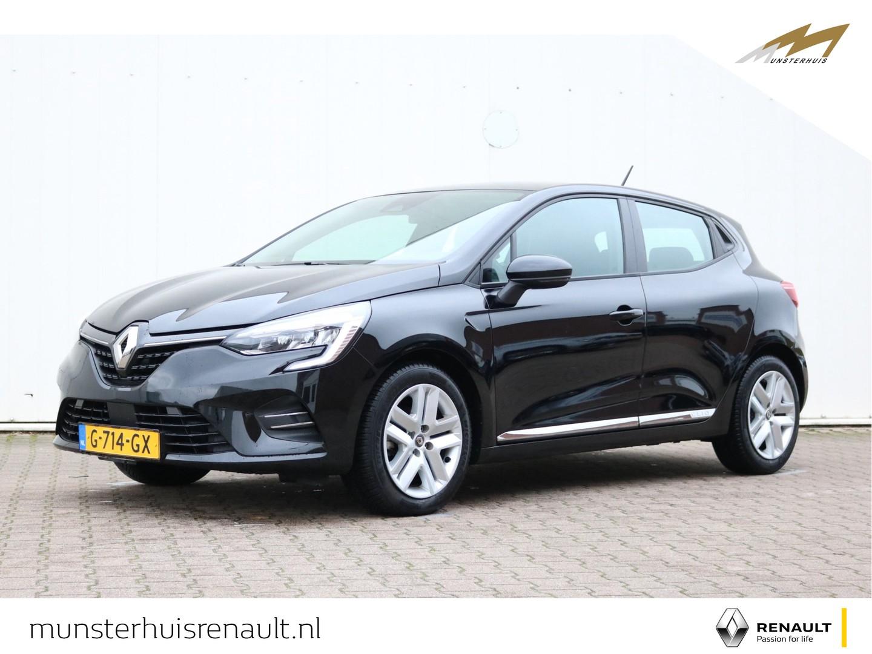 Renault Clio Tce 100 zen - lederen stuurwiel - all-season banden