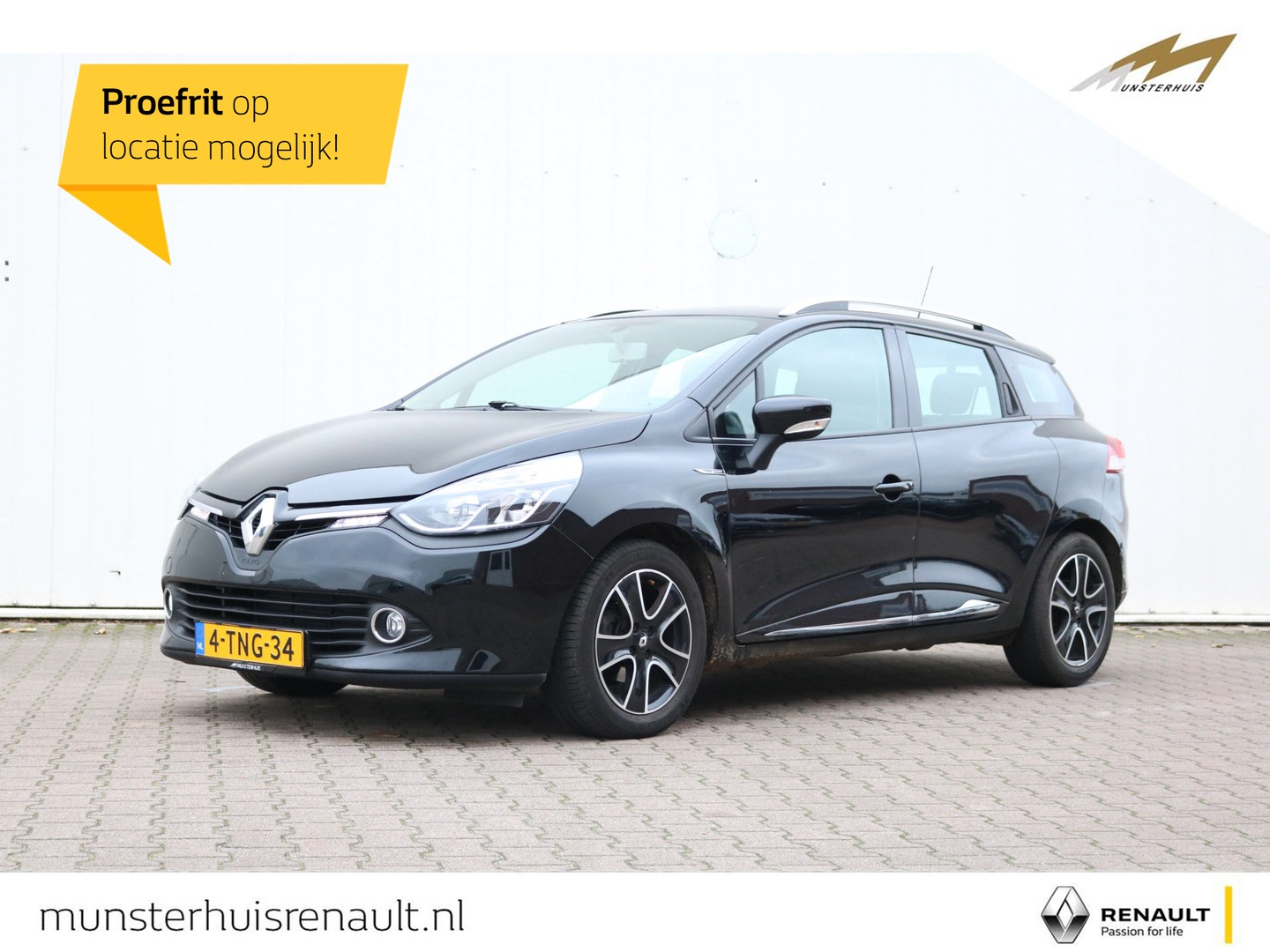 Renault Clio Estate energy tce 90 expression