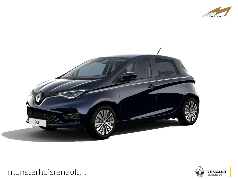 Renault Zoe R135 série limitée rivièra z.e. 50 - batterijkoop - nieuw