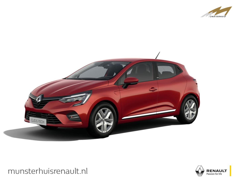 Renault Clio Hybrid 140 business zen - nieuw - hybride model