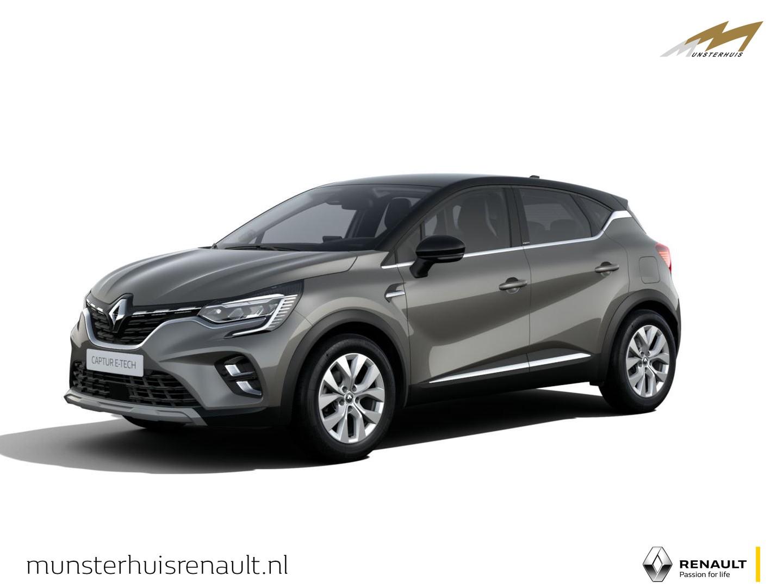Renault Captur Plug-in hybrid 160 intens - nieuw - hybride model