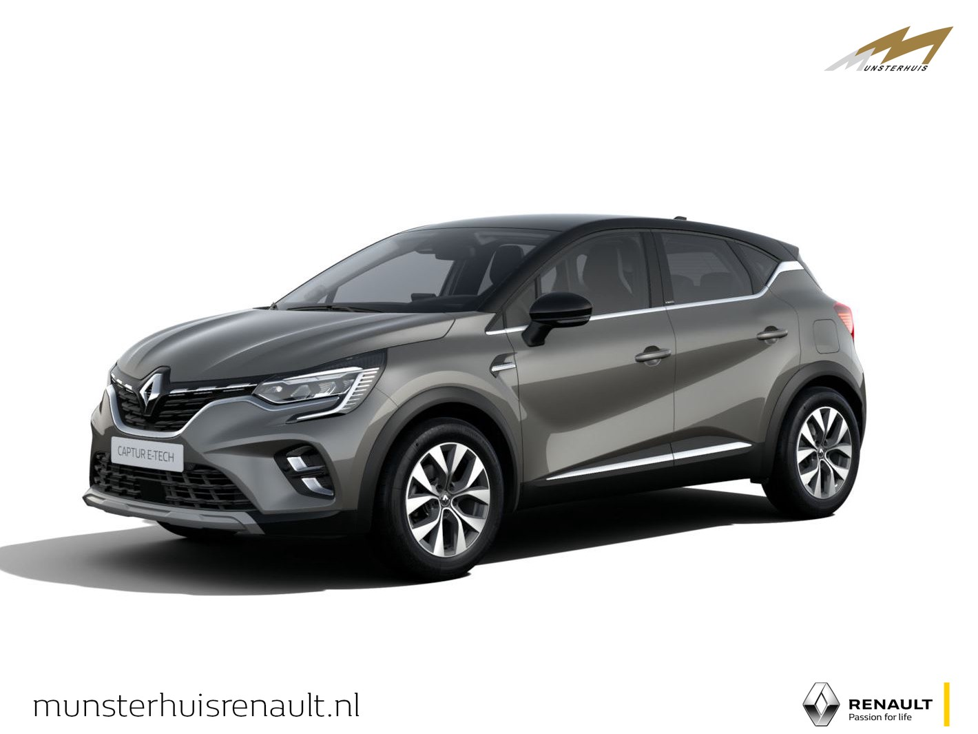 Renault Captur Plug-in hybrid 160 intens - nieuw - hybride model