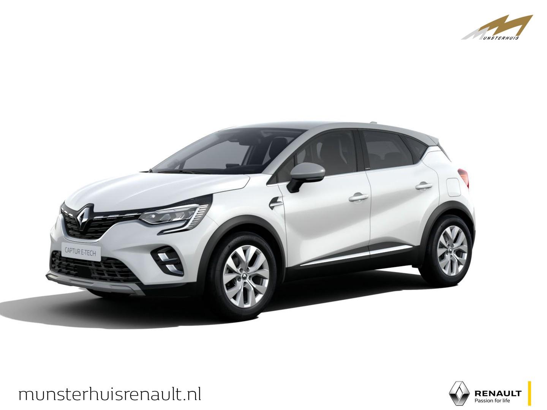 Renault Captur Plug-in hybrid 160 intens - nieuw - hybride - wordt verwacht