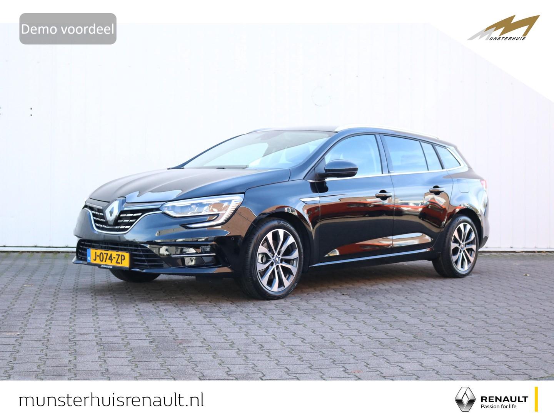 Renault Mégane Estate plug-in hybrid 160 business edition one - demo - hybride model