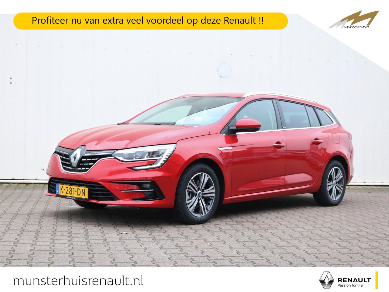 Renault Mégane Estate plug-in hybrid 160 intens - scherp geprijsd !