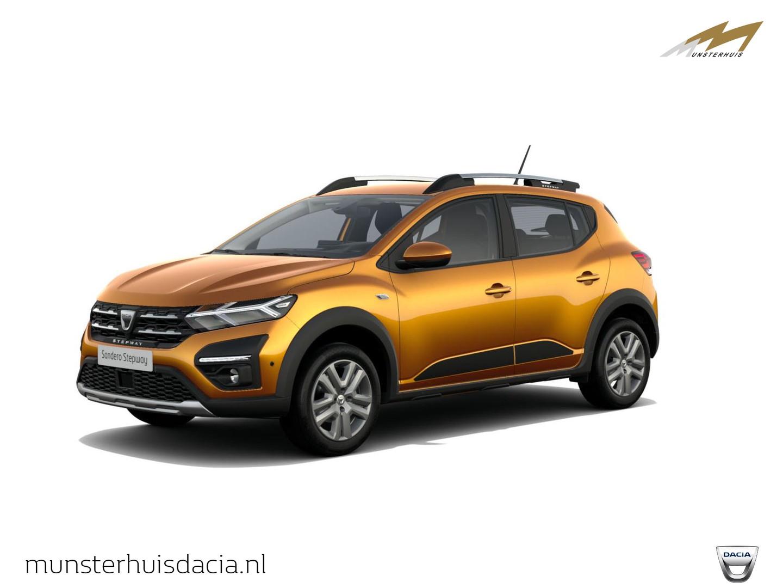 Dacia Sandero Stepway tce 100 bi-fuel comfort - nieuw