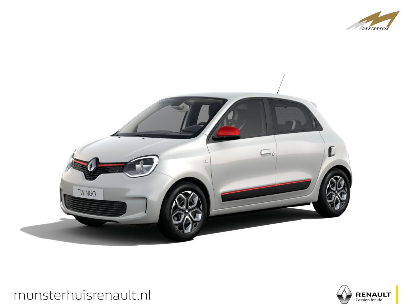 Renault Twingo Sce 65 collection - nieuw - wordt verwacht