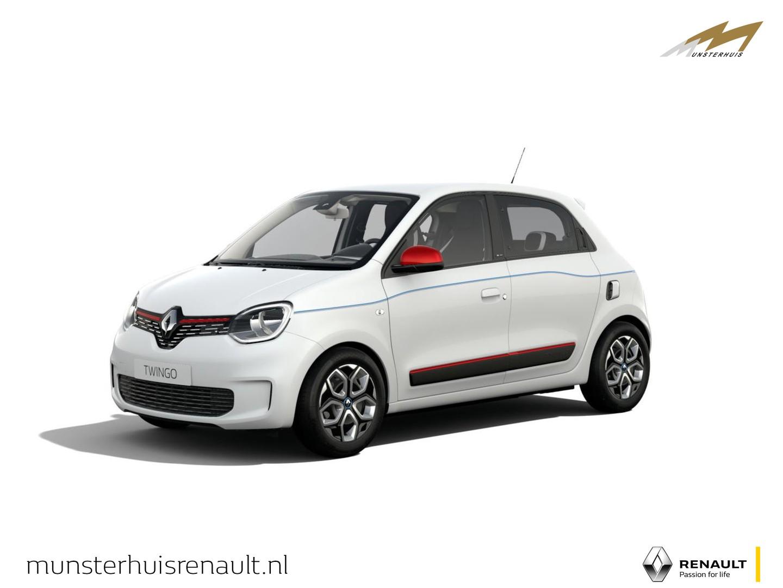 Renault Twingo Electric r80 collection - volledig elektrisch - nieuw - wordt verwacht