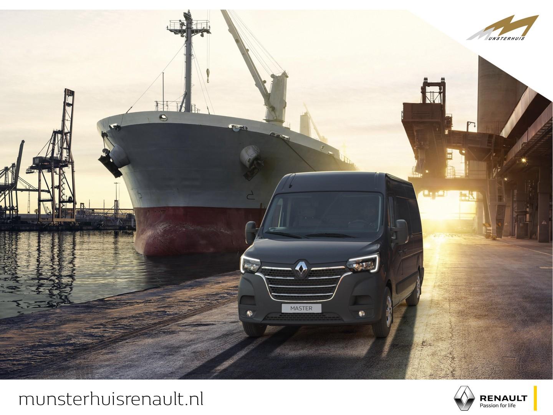 Renault Master L3h2 t35 energy dci 150 eu6 fwd work edition - nieuw