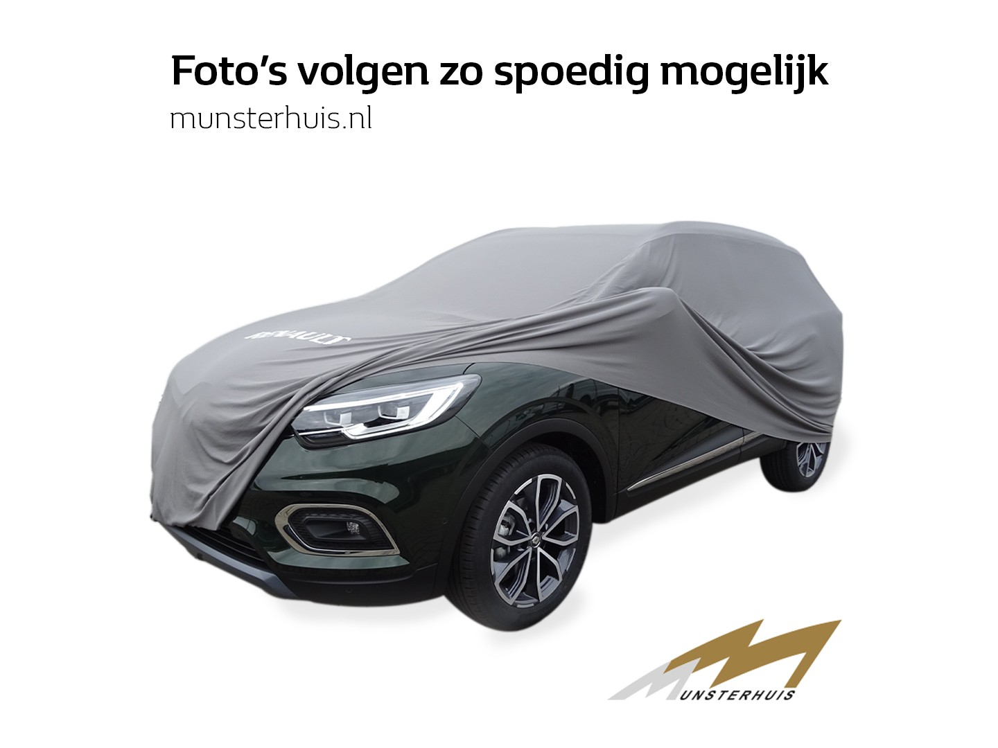 """Renault Clio Tce 100 intens - 17"""" lm wielen"""