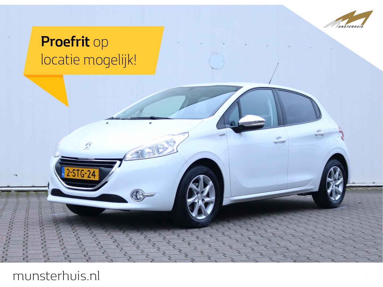 Peugeot 208 1.2 vti oxygo - all seasonbanden - navigatie