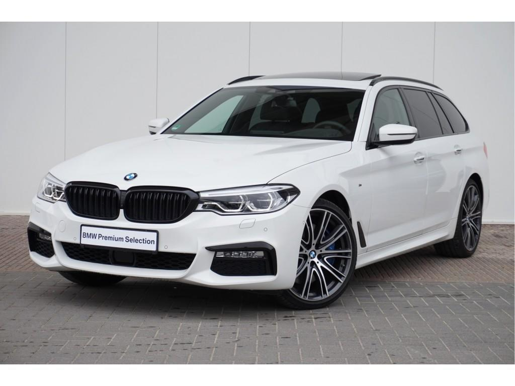 Bmw 5 serie 540i xdrive touring aut. high executive m sportpakket