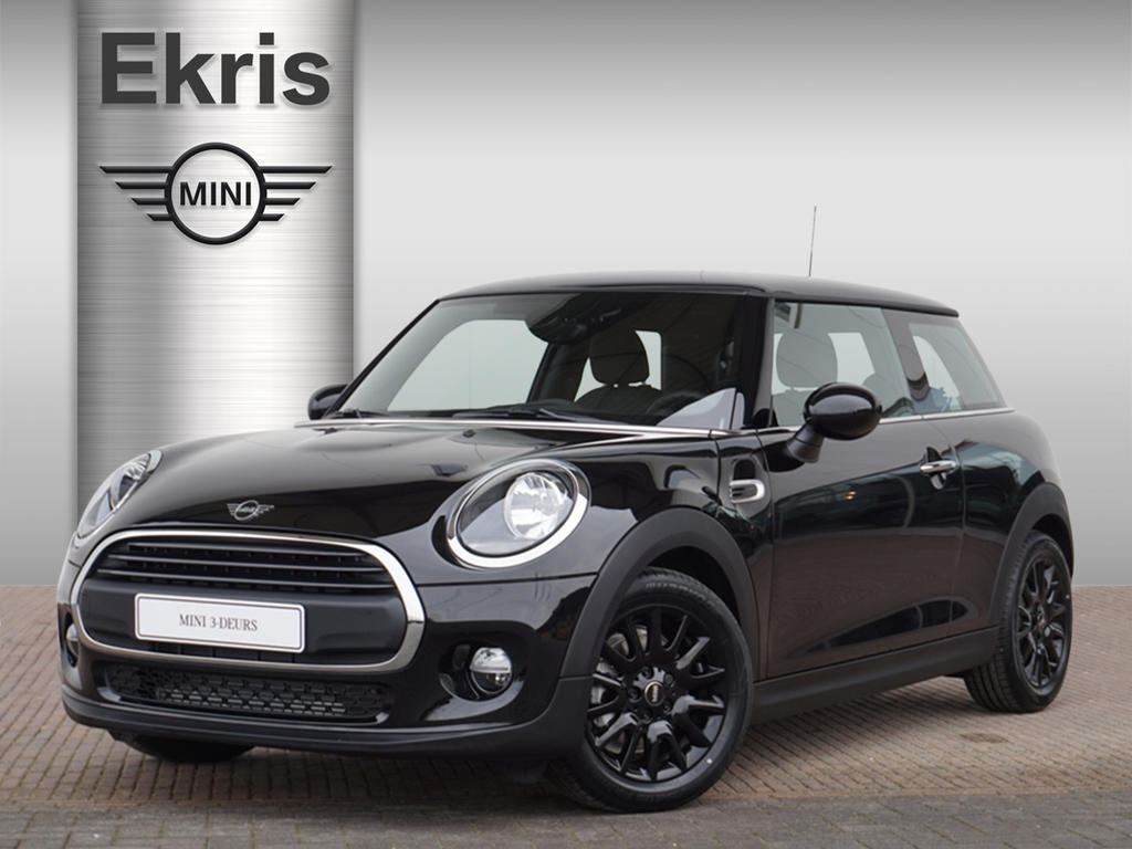 Mini 3-deurs One aut. pepper + business