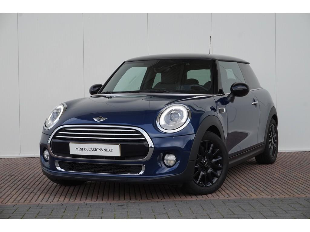 Mini 3-deurs Cooper chili + business + wired