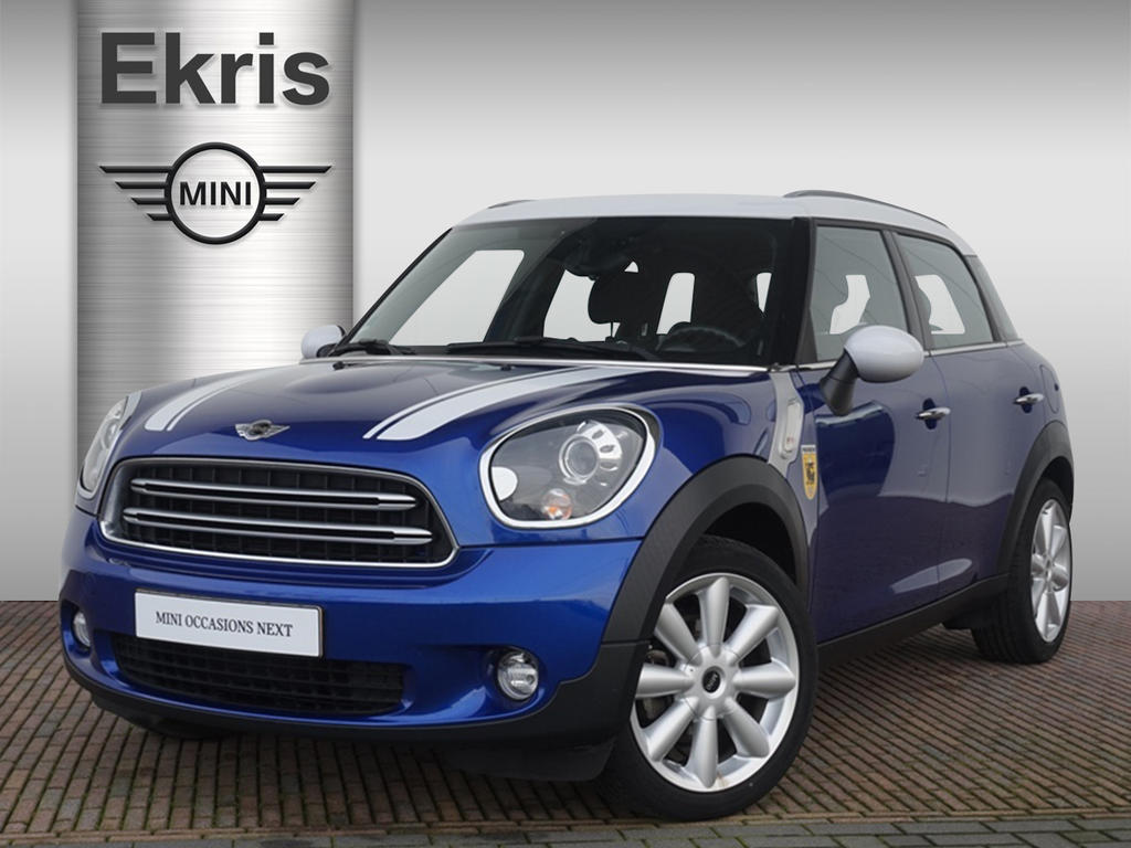 Mini Countryman Cooper knockout edition + wired
