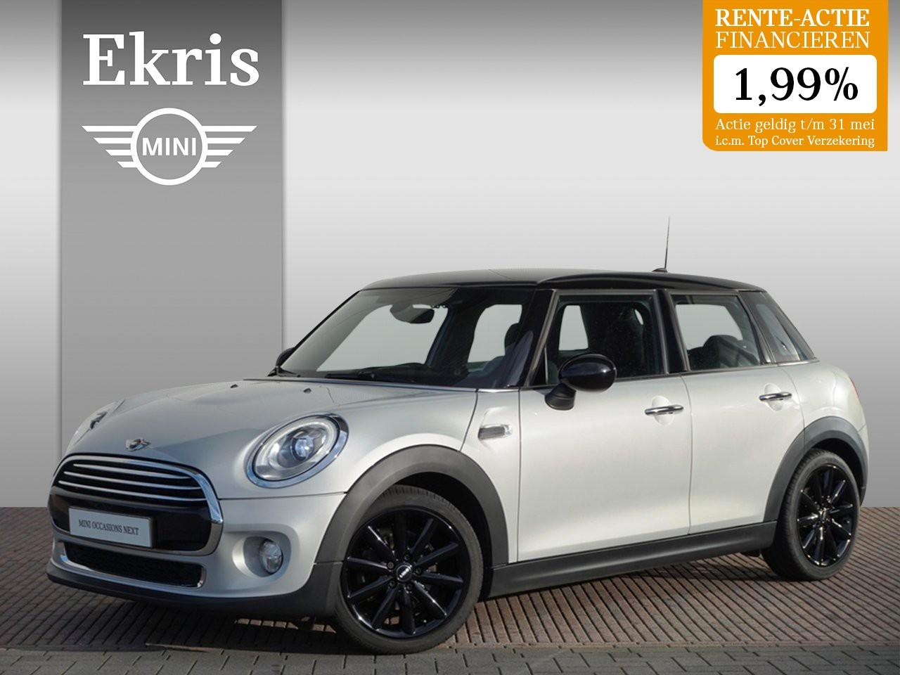 Mini 5-deurs Cooper chili + business + wired