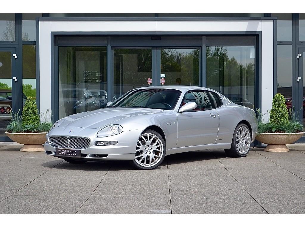 Maserati Coupé Coupé cambiocorsa -maserati munsterhuis-