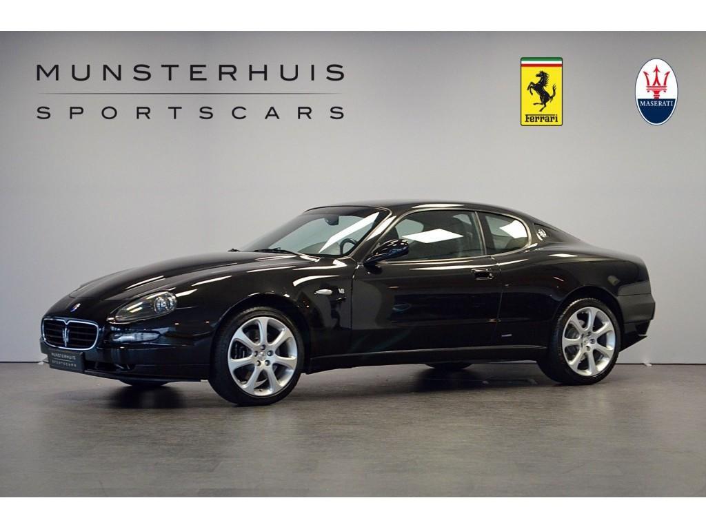 Maserati Coupé 4200 coupe cambiocorsa -munsterhuis-