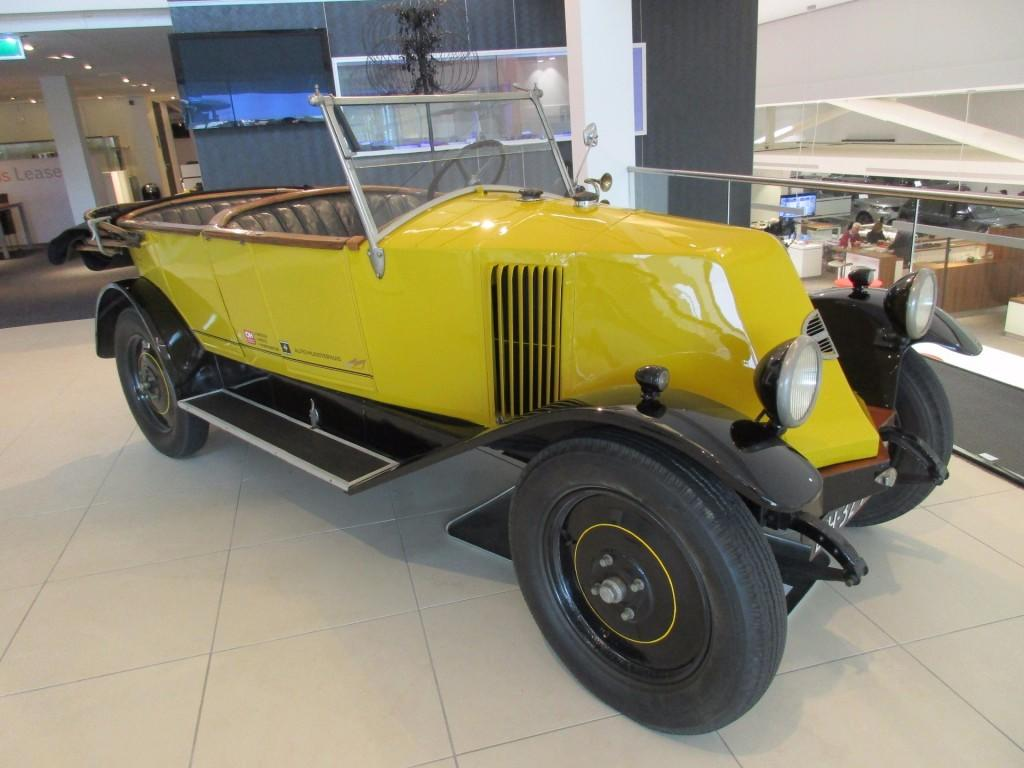 Renault Nn 2 torpedo