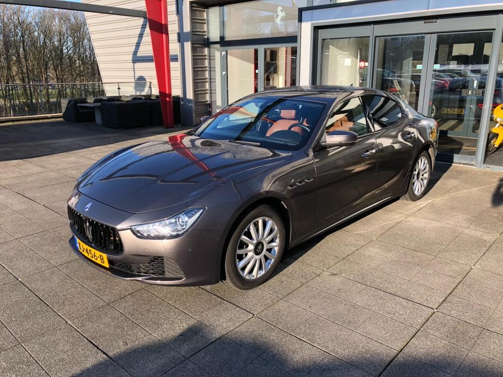 Maserati Ghibli 3.0 v6 diesel my17 -maserati munsterhuis-