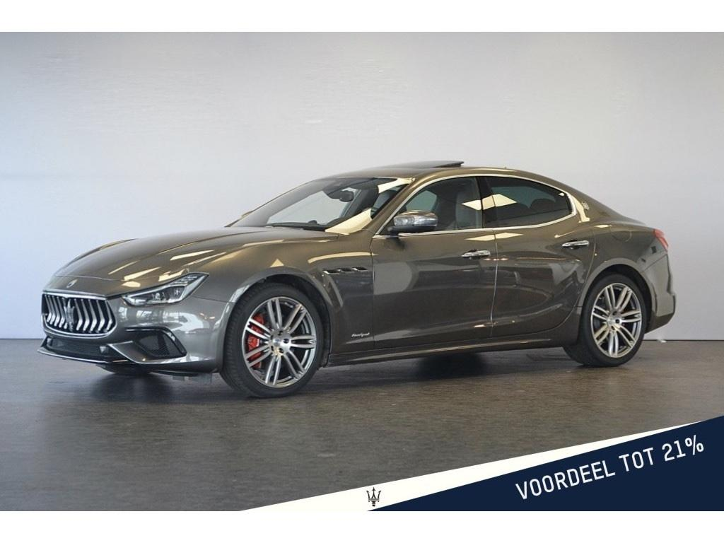 Maserati Ghibli Diesel gransport 2018 model! vol opties!