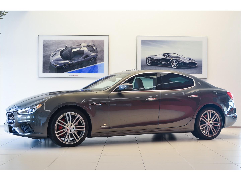 Maserati Ghibli 3.0 v6 d 275pk gransport ~munsterhuis sportscars~