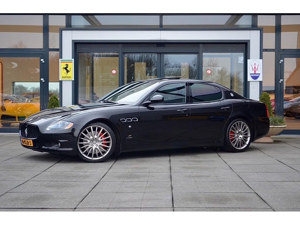Maserati Quattroporte 4.7 sport gts 439pk