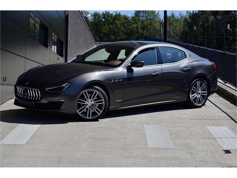 Maserati Ghibli 3.0 v6 d 275pk granlusso ~munsterhuis sportscars~