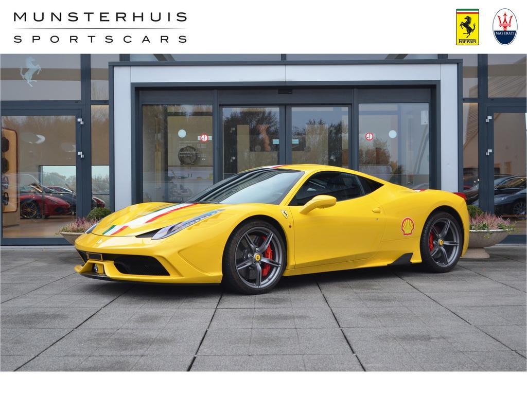 Ferrari 458 Speciale ~ferrari munsterhuis~