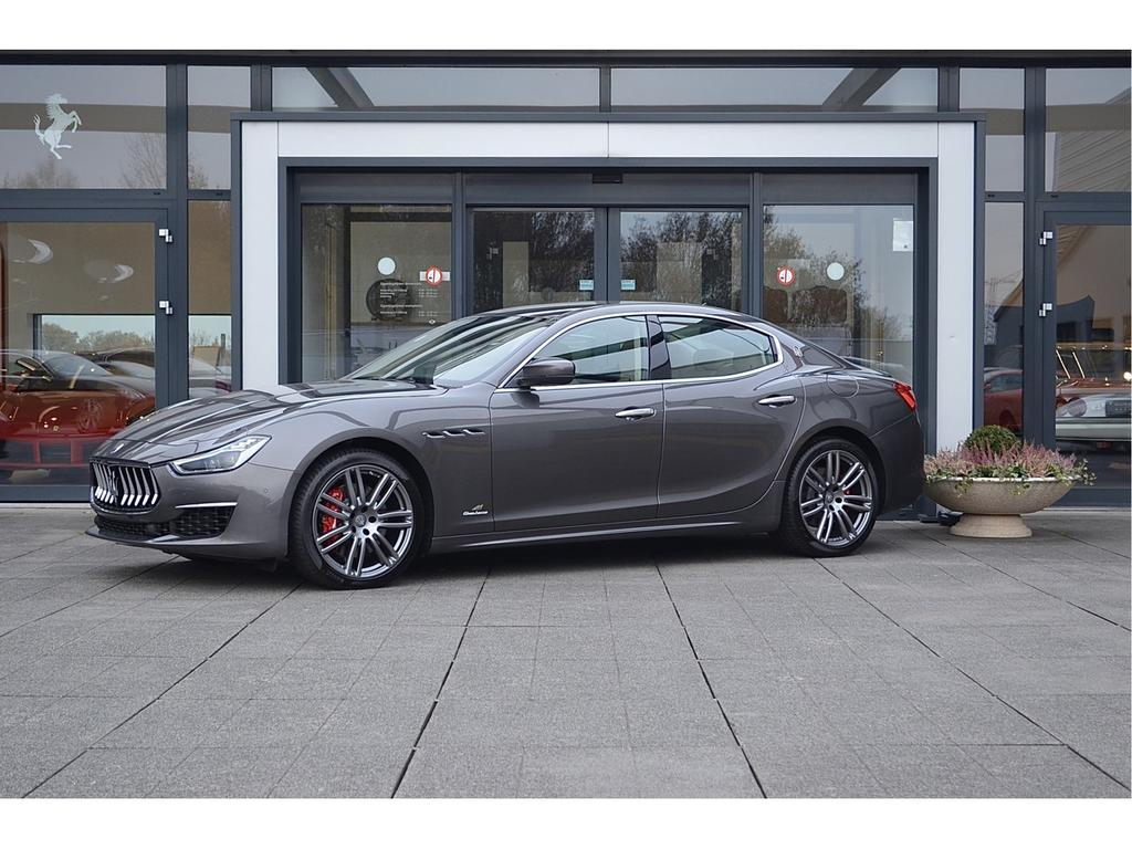 Maserati Ghibli 3.0 v6 s q4 granlusso my2018 carbon/led/softclose