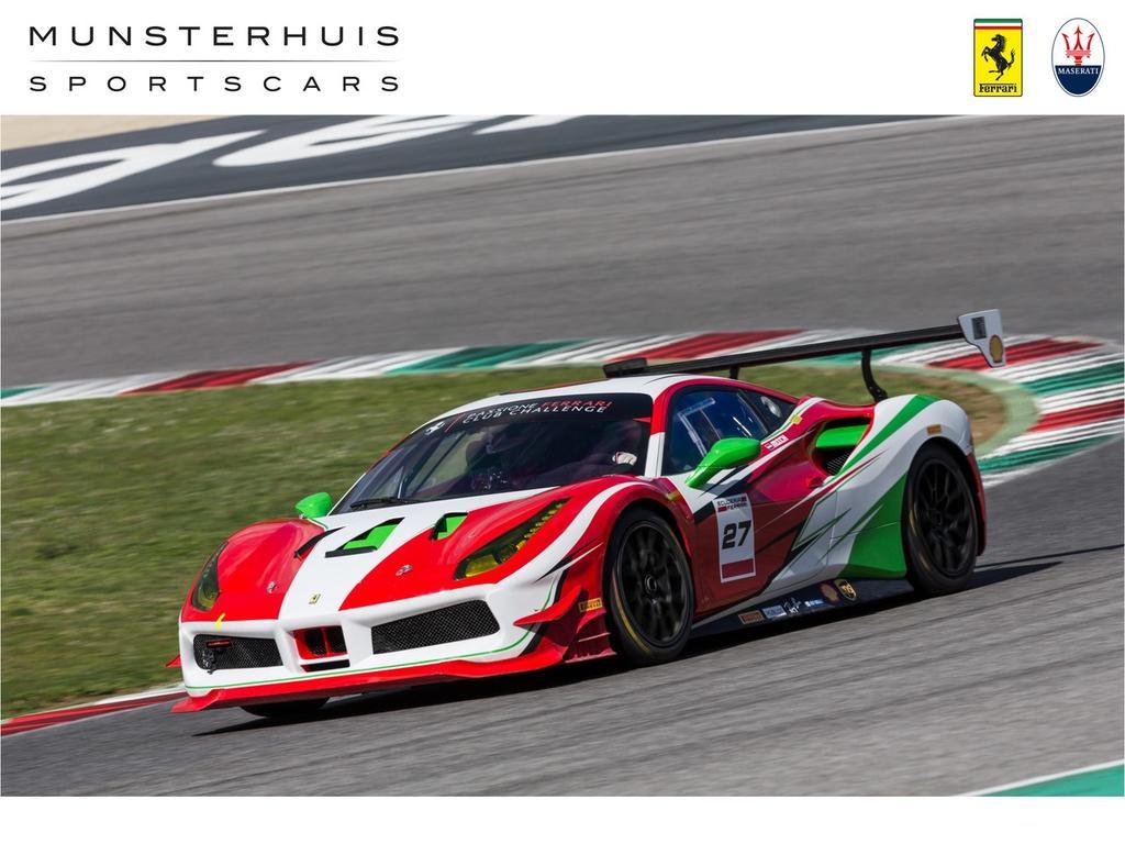 Ferrari 488 Challenge ~ferrari munsterhuis~