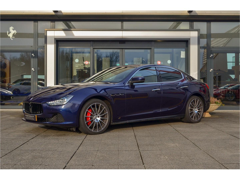 Maserati Ghibli 3.0 v6 d 275pk sport pack