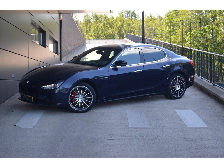 Maserati Ghibli 3.0 v6 d 275pk sport pack ~munsterhuis sportscars~