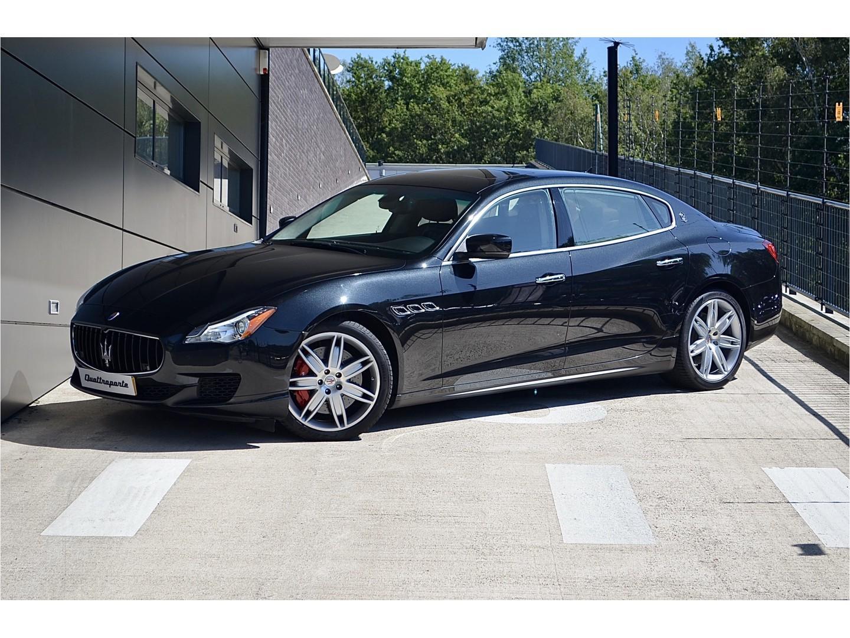 Maserati Quattroporte Gts 3.8 v8 530hp ~maserati munsterhuis~