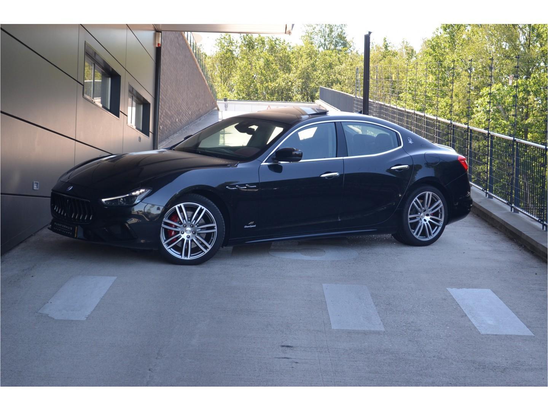 Maserati Ghibli 3.0 v6 430pk sq4 gransport ~munsterhuis sportscars~
