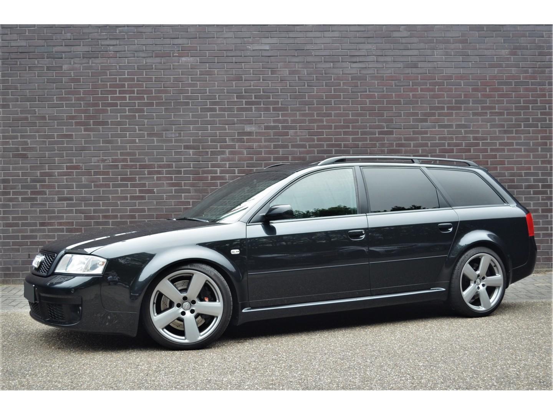 Audi A6 Avant 4.2 quattro rs6 schuif/kantel ~ youngtimer ~ 450pk ~