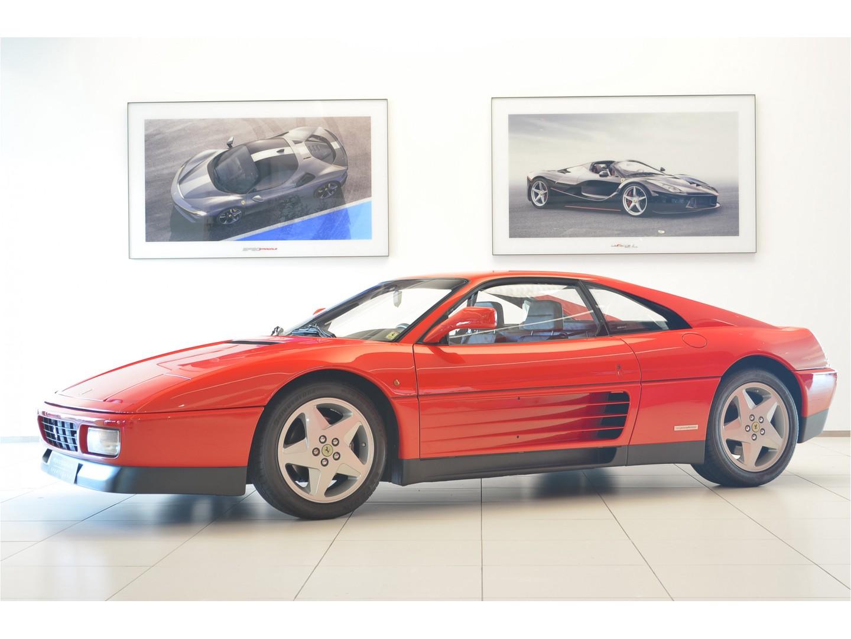 Ferrari 348 Tb ~ferrari munsterhuis~ in zeer mooie staat!