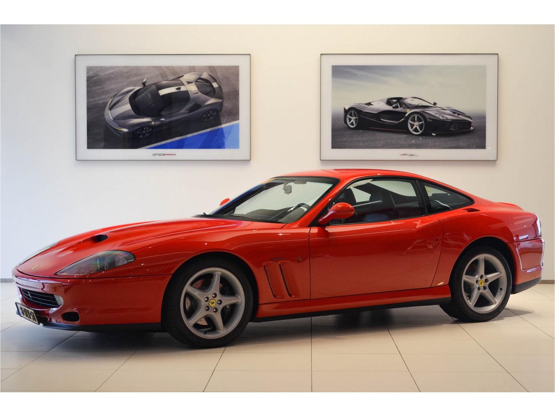 Ferrari 550 Maranello ~ferrari munsterhuis~ incl. classiche