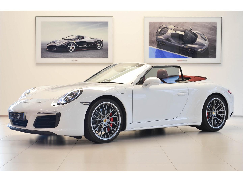 Porsche 911 Cabrio carrera 4s ~munsterhuis sportscars~