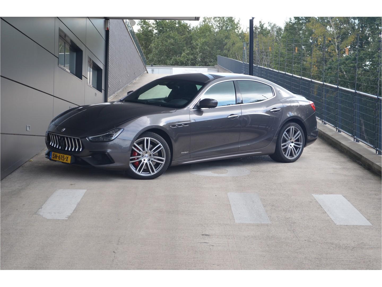 Maserati Ghibli 3.0 v6 350pk granlusso ~munsterhuis sportscars~