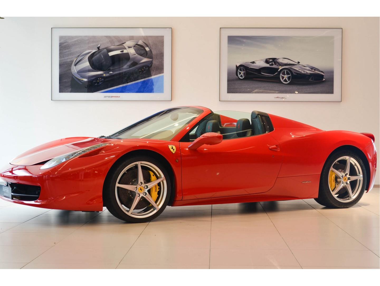 Ferrari 458 Spider hele ~ferrari munsterhuis~