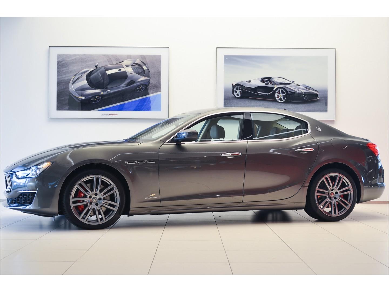 Maserati Ghibli 3.0 v6 s q4 granlusso ~munsterhuis sportscars~