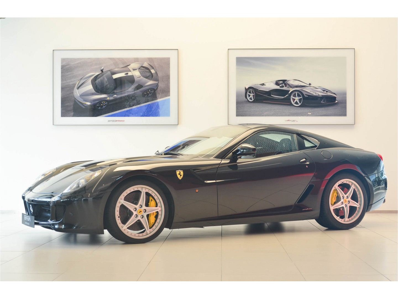 Ferrari 599 Gtb fiorano hgte ~ferrari munsterhuis~