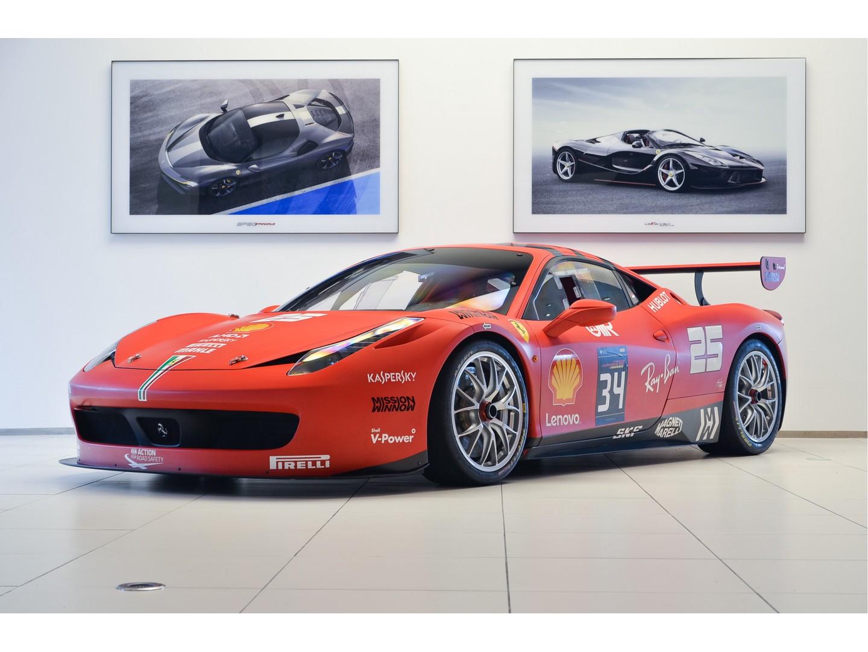 Ferrari 458 Challenge evo ~ferrari munsterhuis~