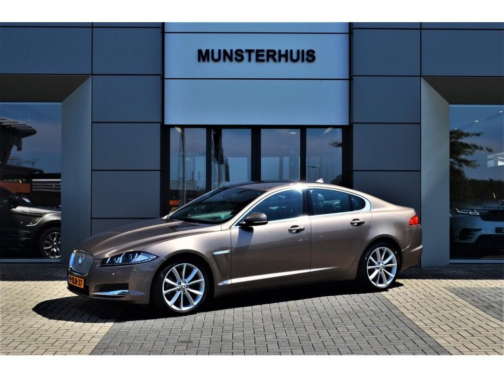 Jaguar Xf 2.2 163 pk business edition