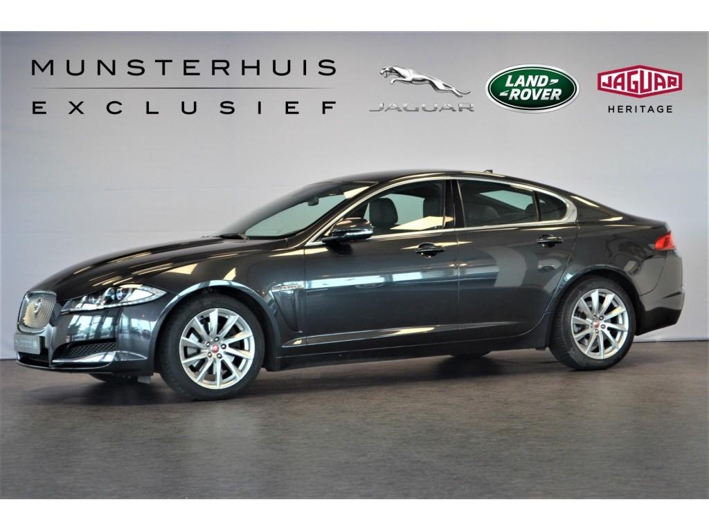 Jaguar Xf 2.2 d business edition