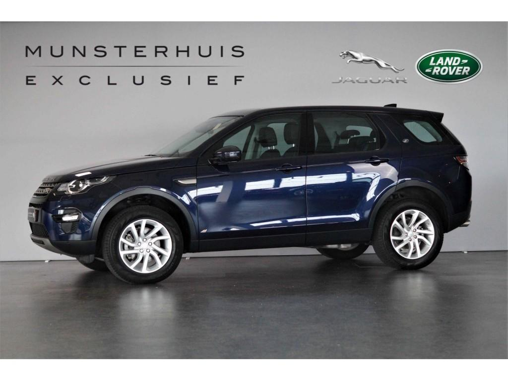 Land rover Discovery sport Td4 150 se