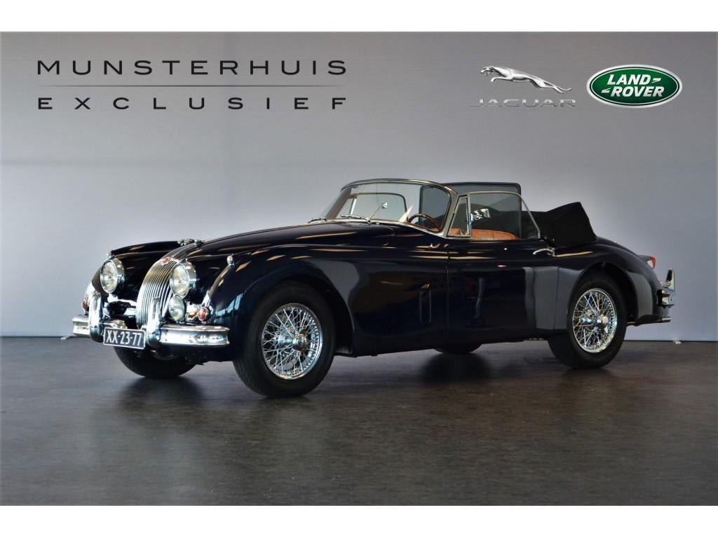Jaguar Xk150 Xk150 3.4l drophead coupé bj 1958